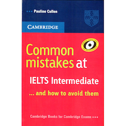 پکیج آموزش تصویری Common Mistakes at IELTS- intermediate