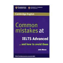 پکیج آموزش تصویری Common Mistakes at IELTS- Advanced
