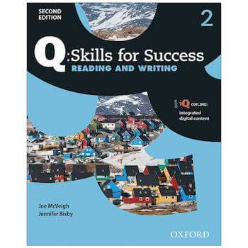 دوره آموزش تصویری سطح Q  Skills for Success(Reading and Writing) - 2