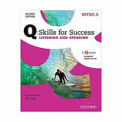 دوره آموزش تصویری سطح Q Skills for Success(Listening and Speaking) - intro