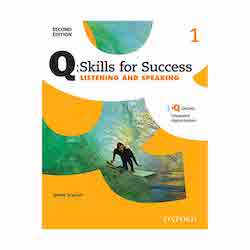دوره آموزش تصویری سطح Q Skills for Success(Listening and Speaking) - 1
