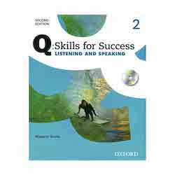 دوره آموزش تصویری سطح Q Skills for Success(Listening and Speaking) - 2