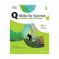 دوره آموزش تصویری سطح Q Skills for Success(Listening and Speaking) - 3
