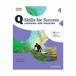 دوره آموزش تصویری سطح Q Skills for Success(Listening and Speaking) - 4