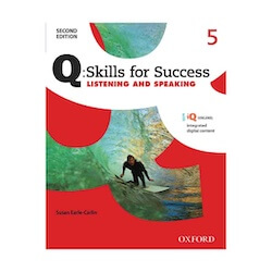 دوره آموزش تصویری سطح Q Skills for Success(Listening and Speaking) - 5